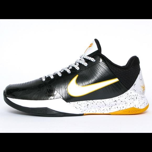 quality design 18a40 68617 Nike Zoom kobe V 5 del sol